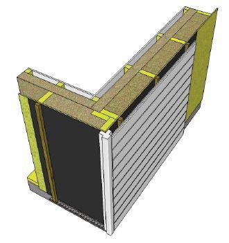 construction bois bioclimatique confort bois habitat. Black Bedroom Furniture Sets. Home Design Ideas